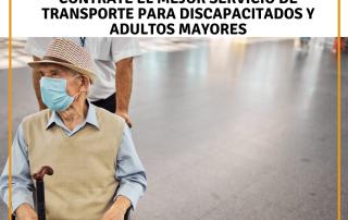 transporte para discapacitados